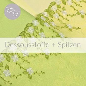 Willkommen | Dessousstoffe + Spitzen