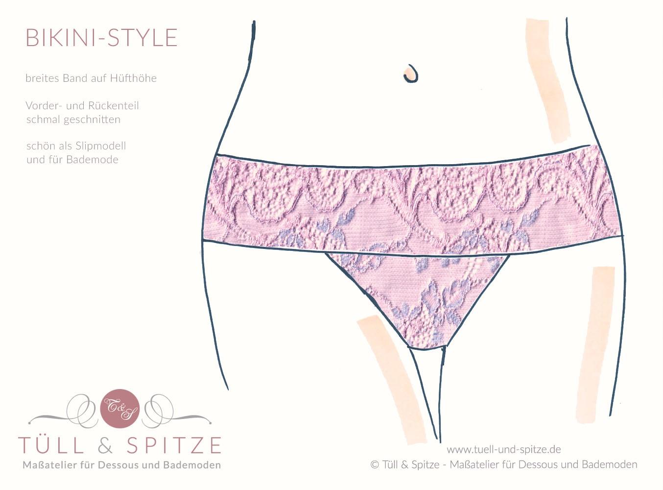 Slip-Modelle | Bikini-Style