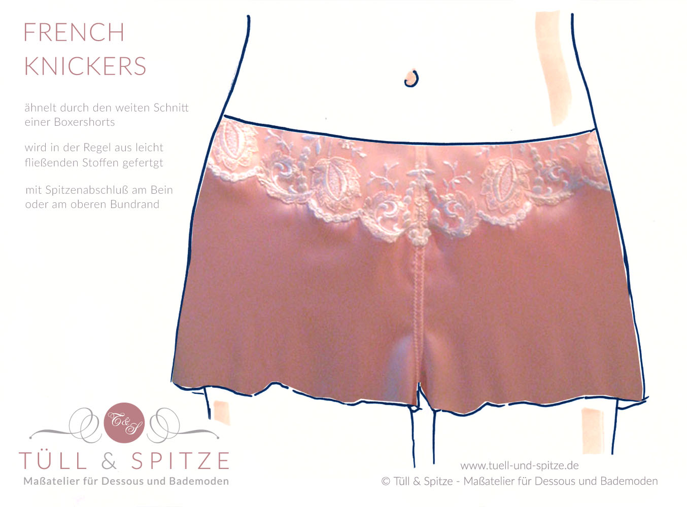 Slip-Modelle | French Knickers