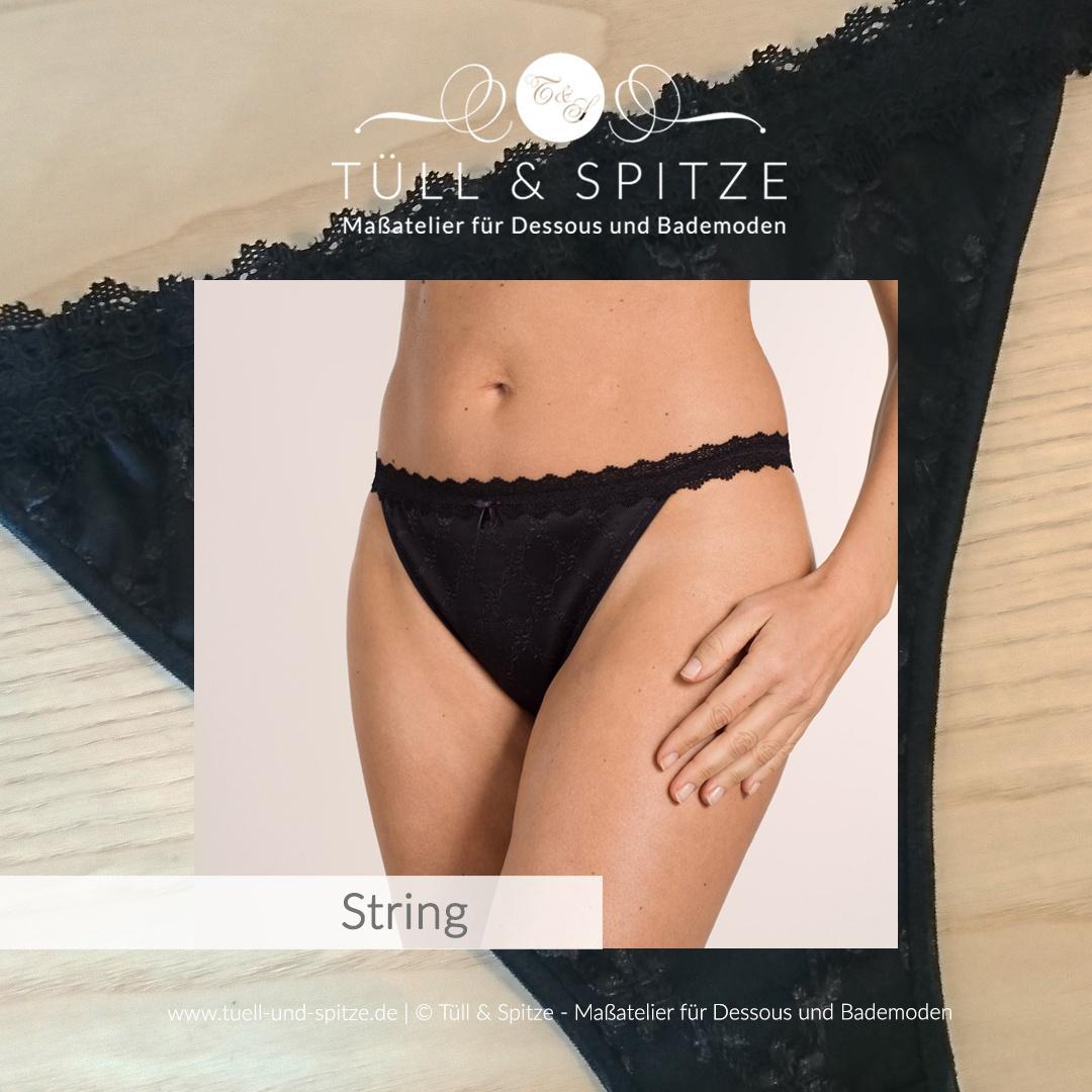 Blog | massgeschneiderte Slips, String