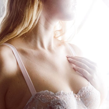 Braut-Dessous | Spitzen-BH