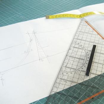 Dessous nach Maß | Schnittkonstruktion