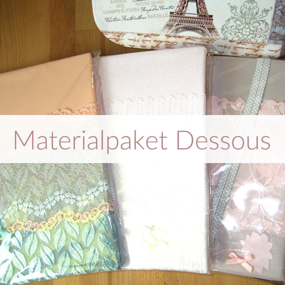 Shop | Kategorie Materialpaket Dessousset