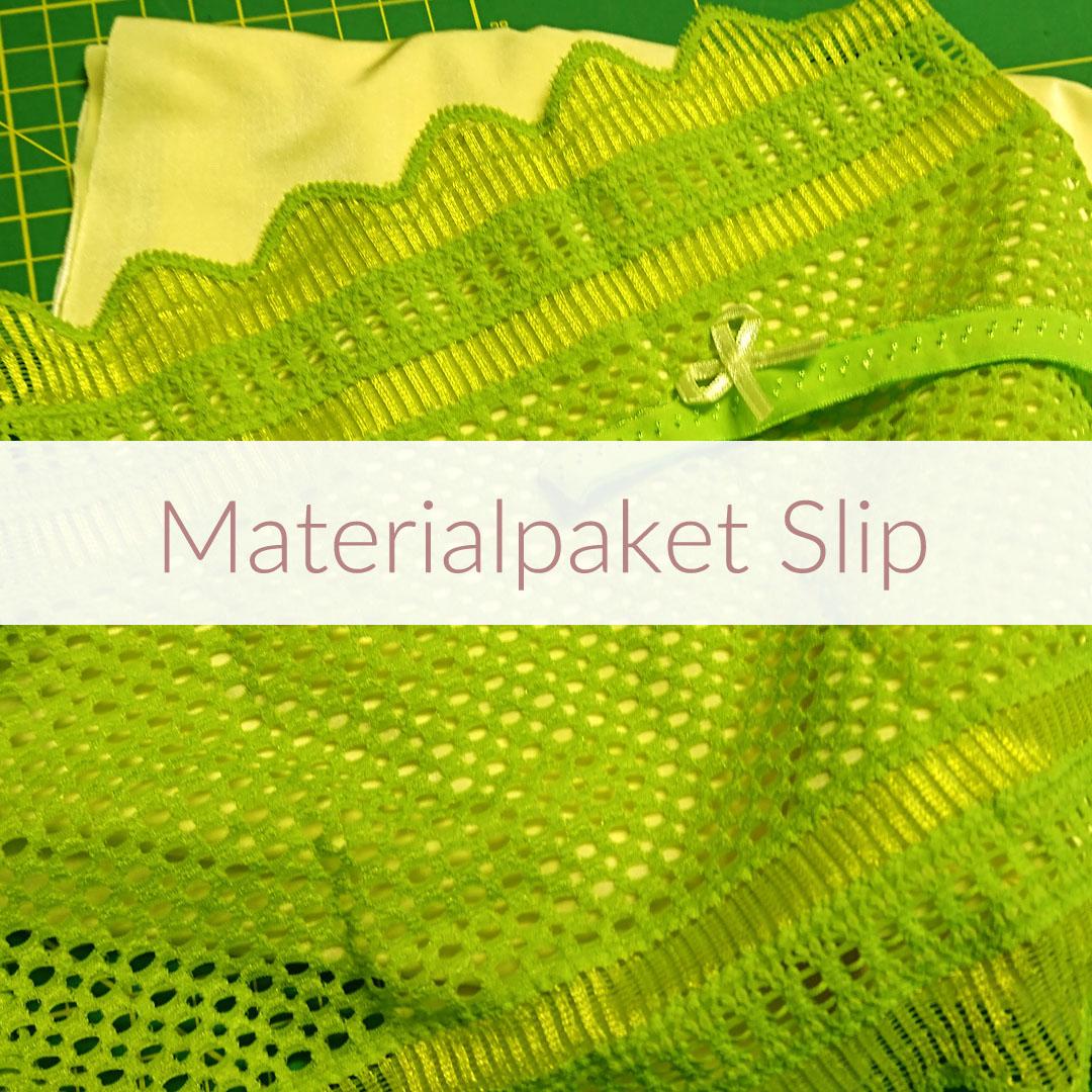 Shop | Kategorie Materialpaket Slip