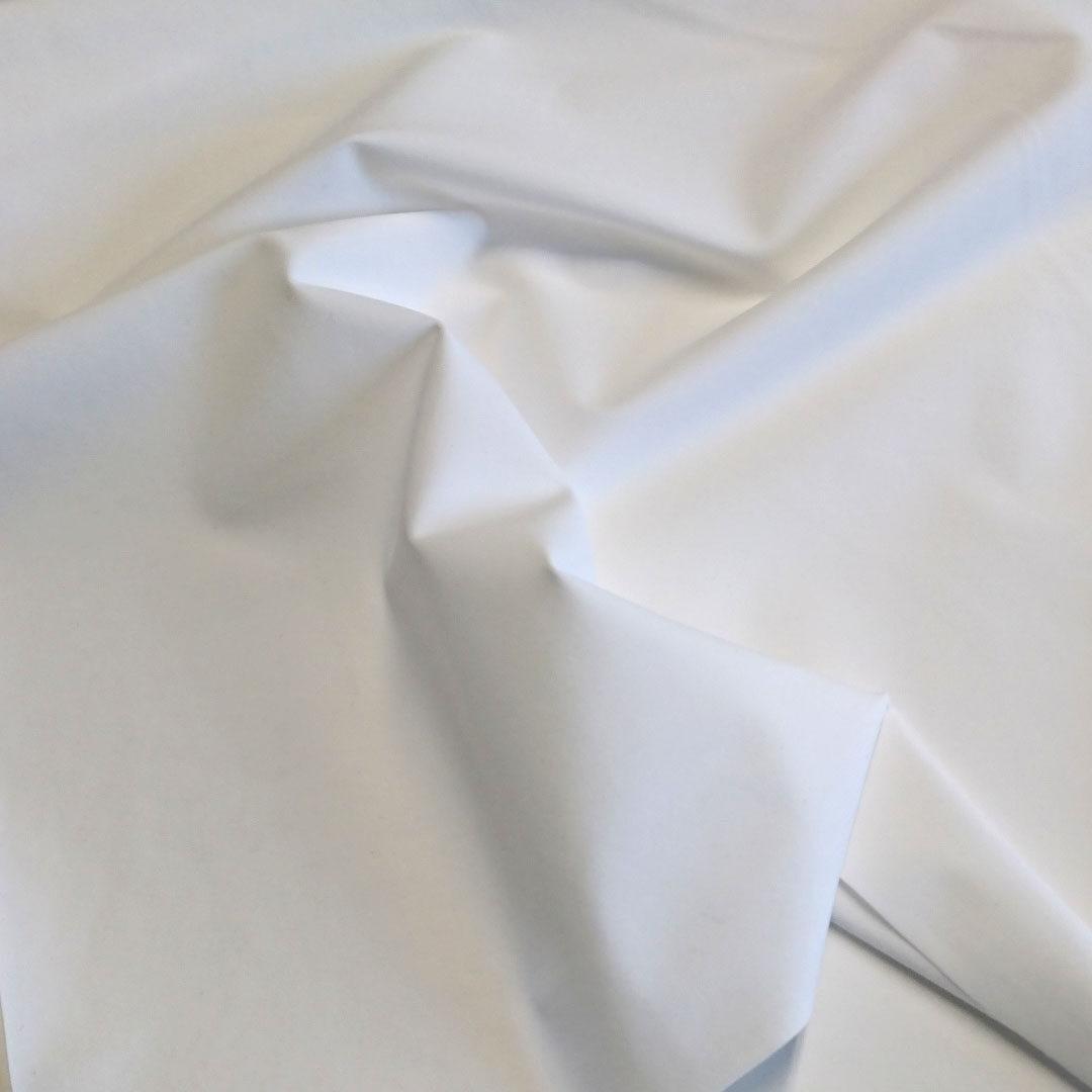 Mikrofaser Weiß, leicht