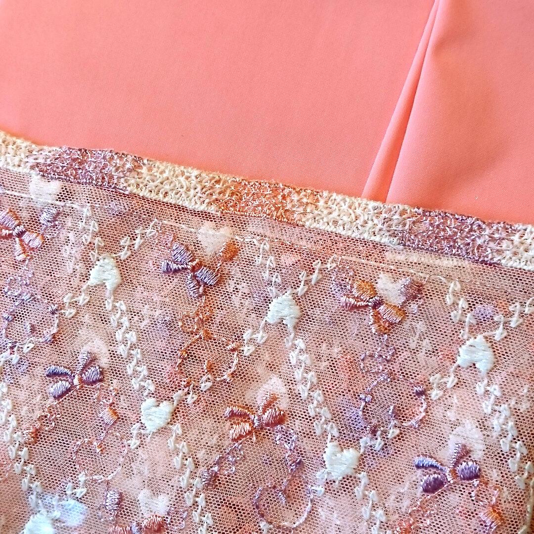 Shop | Materialpaket Dessousset, Flamingo