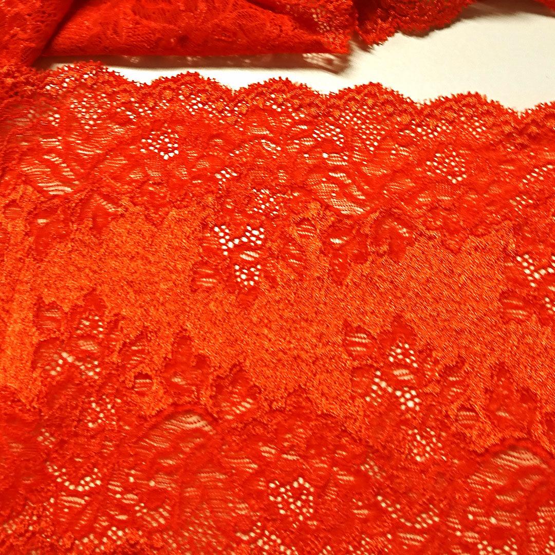 Shop | Spitze, kräftiges Orange
