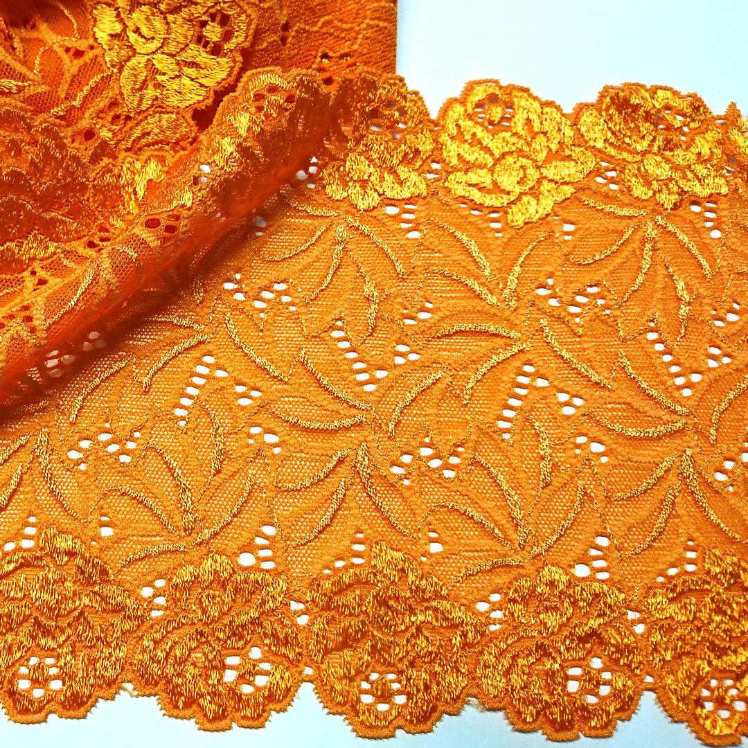 Shop | Spitze, mittleres Orange
