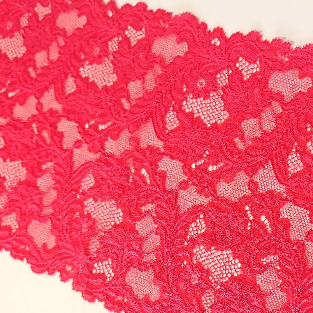 Shop | Spitze, Rosarot/kräftiges Pink