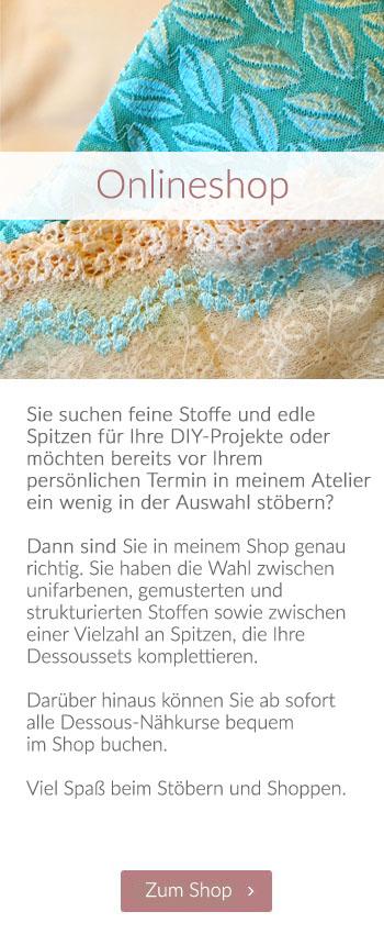 Willkommen | Onlineshop Dessous-Maßatelier Tüll & Spitze, Wiesbaden