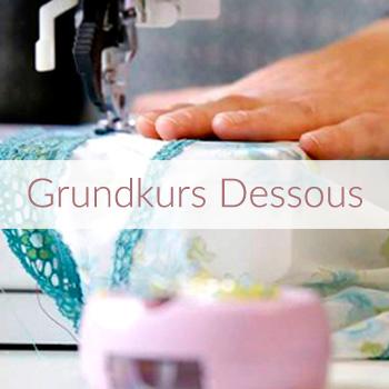 Shop   Kategorie Grundkurs Dessous nähen